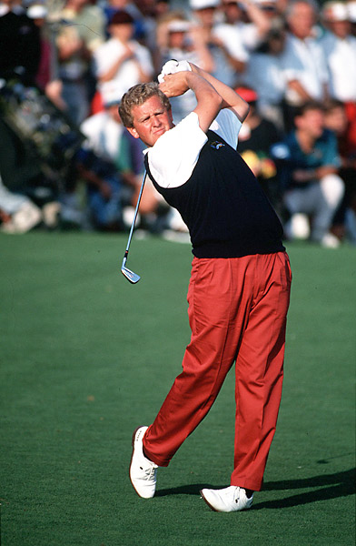 Colin Montgomerie, Ryder Cup Record: 20-9-7                           He never won a major, but Monty triumphed often in the Cup. He also captained the 2010 Euro squad to a victory at Celtic Manor.