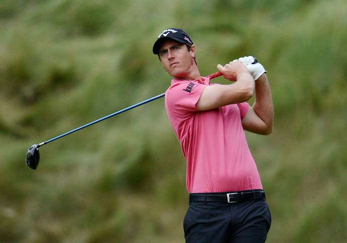 """I think we're all pretty much the same.  When you start to hit the ball these distances, sometimes you catch it, sometimes you don't.""                       --Nicolas Colsaerts on who was the longest driver in his U.S. Open grouping with Bubba Watson and Dustin Johnson."