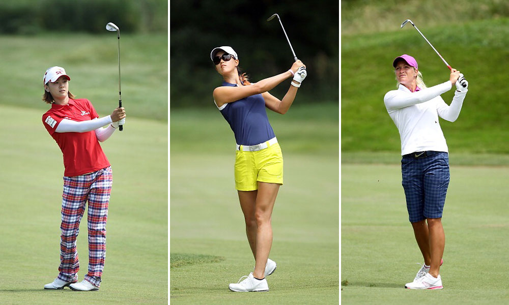 Skirts! Skorts! Shorts-shorts! Legs! Style at the U. S. Women's Open was streamlined, sexy and fun. Golf.com's Woody Hochswender breaks down the highlights, with some wolf whistles from Blackwolf Run.