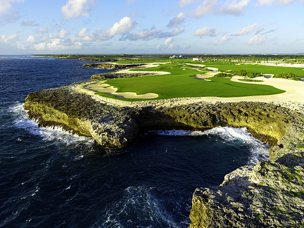Corales at Punta Cana Resort & Club | Punta Cana, Dominican Republic                             7,555 yards, par 72                             888-442-2262, puntacana.com