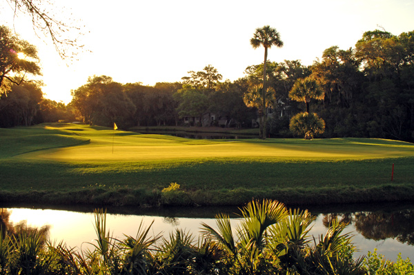 Kiawah Island Resort (Cougar Point) | Kiawah Island, S.C.                       Green fees: $175-$225; 843-768-6000; kiawahresort.com                       More on South Carolina Golf Courses                       Travelin' Joe's Guide to South Carolina | Travelin' Joe's Guide to Charleston | Interactive Map: South Golf Courses