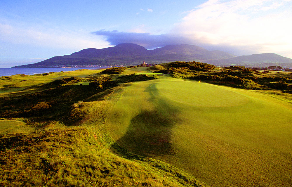 Royal County Down                           Northern Ireland                           No. 5 World