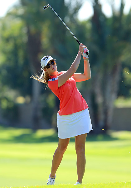 Paula Creamer took a step back on Friday with a second-round 73.