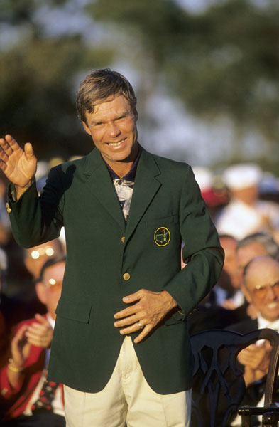 Ben CrenshawCareer Earnings: $7,139,756 Ben Crenshaw has a green jacket, but Horschel could buy 1,000 green jackets if he so desired.