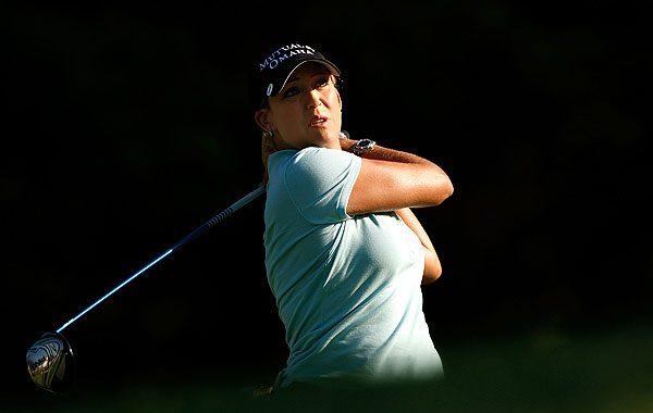 Cristie Kerr made only one bogey in her opening 69.