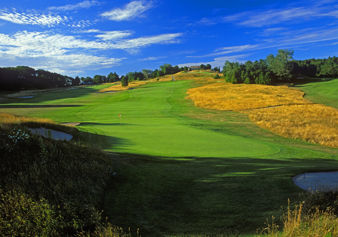 11. Crystal Downs                           Frankfort, Mich.More Top 100 Courses in the U.S.: 100-76 75-5150-2625-1