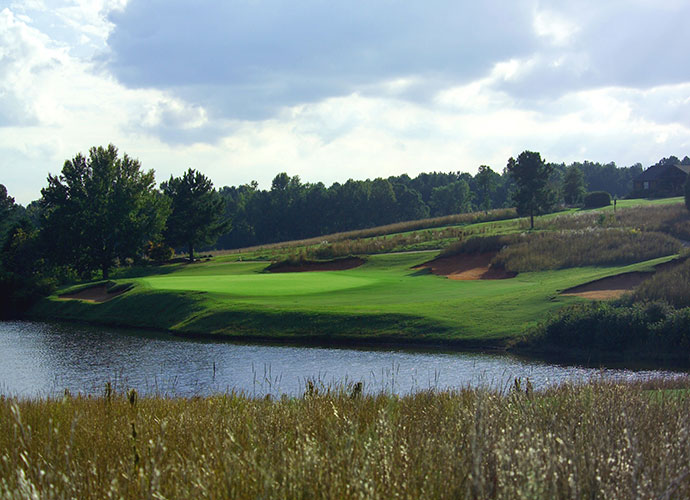 49. The Golf Club at Cuscowilla Eatonton, Ga.; Bill Coore/Ben Crenshaw (1998) -- #100-$150, cuscowilla.com
