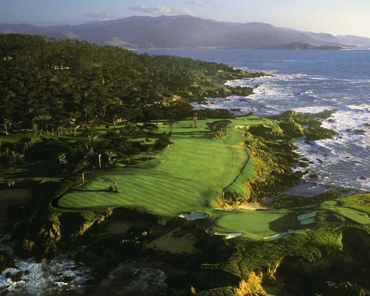 1. Cypress Point Club -- Pebble Beach, Calif.                       It's almost inconceivable that land this stunning was made available for golf. For the lucky few who have access to super-exclusive Cypress, they're privileged to enjoy the best walk in the sport. The trek to the 15th tee, amid wind, waves, deer, gnarled Cypress trees and near-isolation is spiritual.