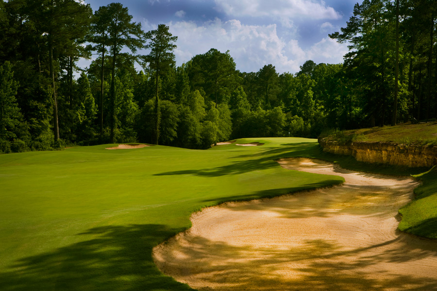 32. Dancing Rabbit (Azaleas)                            Choctaw, Miss. -- $75-$130, dancingrabbitgolf.com