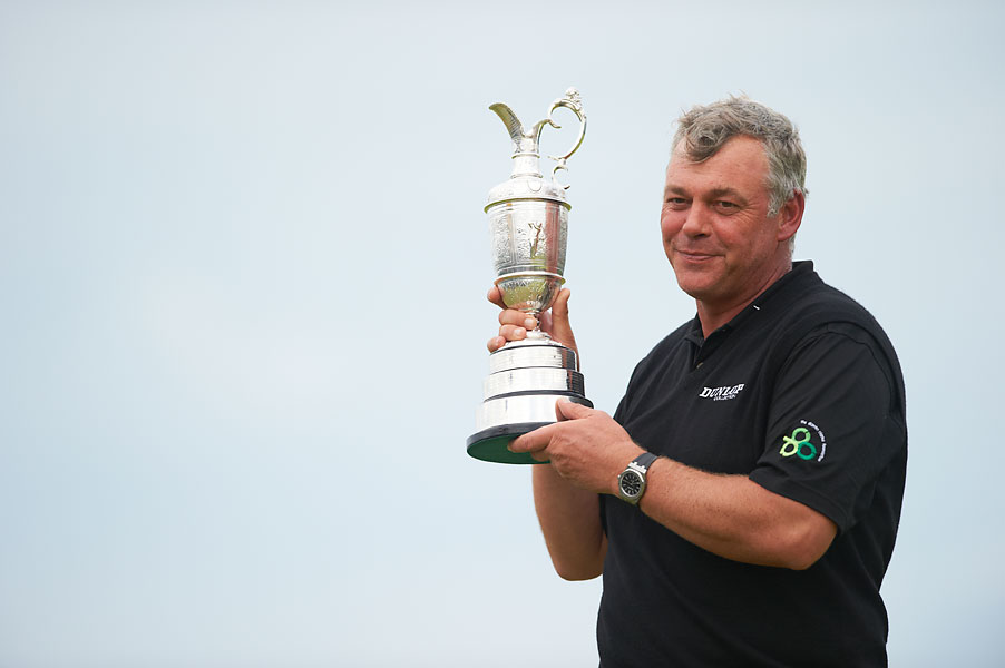 Darren Clarke, 2011 British Open