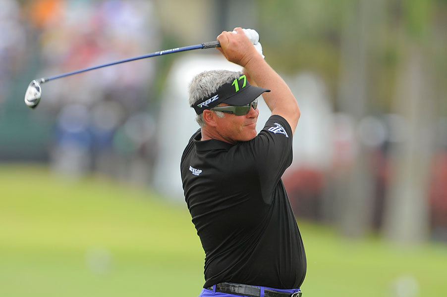 Darren Clarke                       2011 British Open Champion.