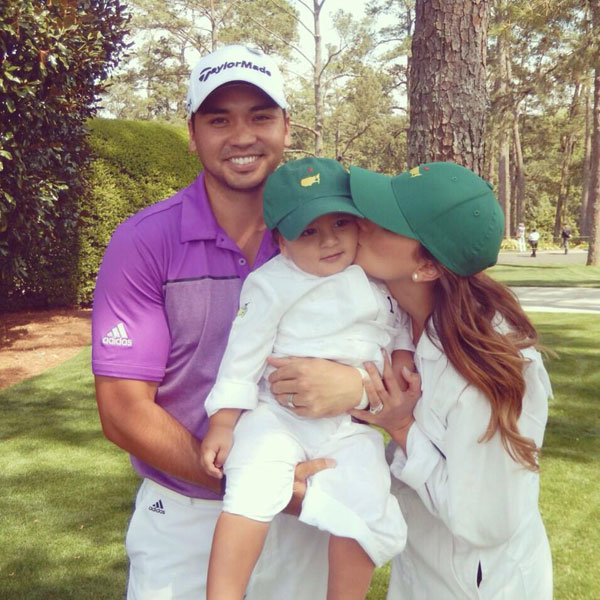 @ellielaneday: Peace out Augusta. It's been real. @JDayGolf