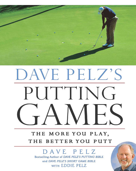 Dave Pelz's Putting Games                           $30, Buy it Now                           Dave Pelz's first book dedicated solely to improving your putting in the convenience of your own home. You'll learn how to play more than 20 fun and competitive games to improve your feel, speed and technique. Visit Dave Pelz's section on golf.com for more of his tips.