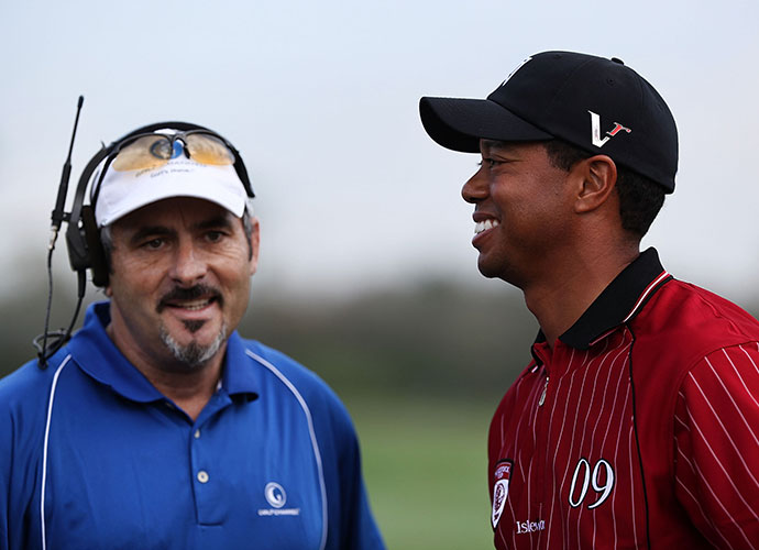 "Feherty on his media career: ""In 1996, I got an offer from CBS to cover golf, right when Tiger Woods went pro. Talk about the luck of the Irish!"""