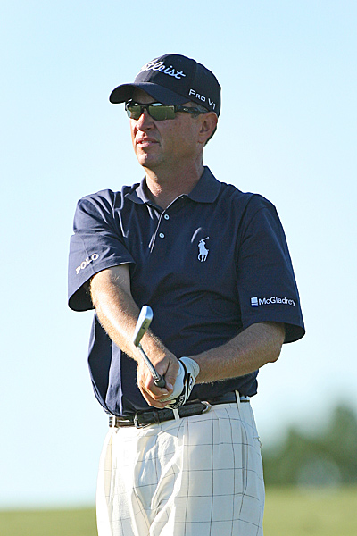 U.S. Ryder Cup assistant captain Davis Love III is hosting and playing in this inaugural event.