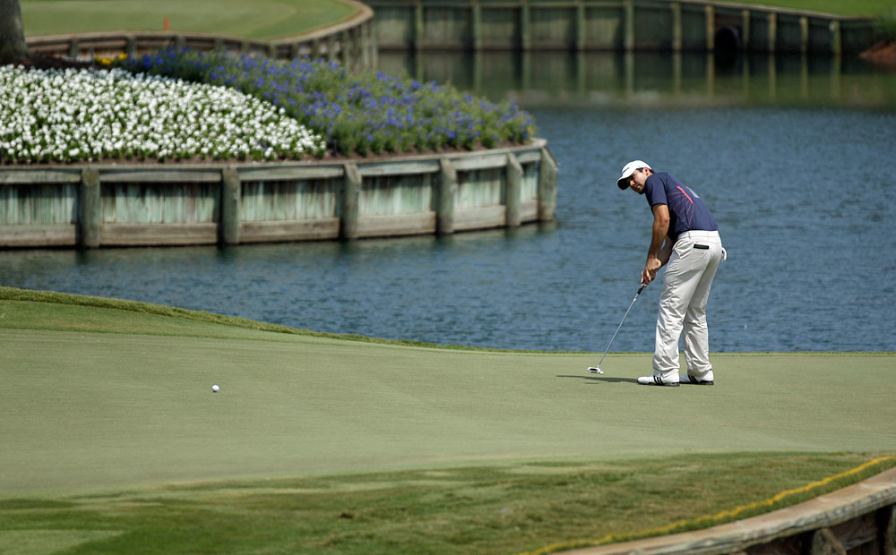"One month later, Day shot a final-round 68 to finish T6 at the Players Championship, also known as the ""fifth major."""