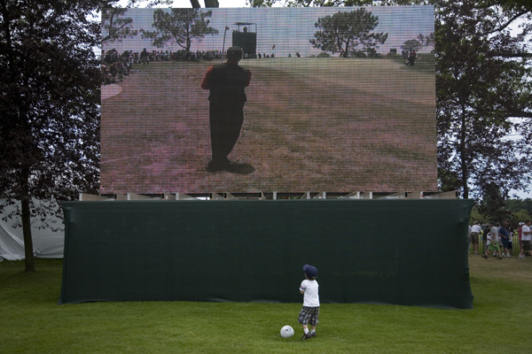 In light of the recent Tiger Woods scandal, it remains to be seen if children will still look up to him as they once did.