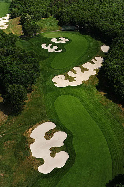 Bethpage Black | Farmingdale, N.Y.                       nysparks.state.ny.us, Where in the World photo of the day Dec. 21.