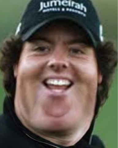 IanJamesPoulter: @Mcilroyrory ha ha ha ha love it