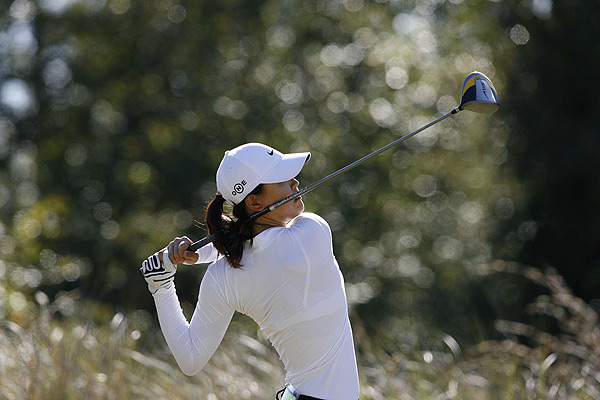 Wie only hit driver on four holes.