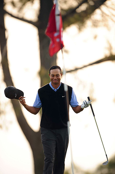 "Top 10 Stories Of the Year                           Here's what more than 2,600 readers surveyed by GOLF.com say were the biggest stories of 2008                                                      No. 1 - 48%                           Tiger Woods limps to a playoff victory at the  U.S. Open, then has reconstructive surgery on his left knee and misses the rest of the season.                                                      ""Tiger looked at the  doctor and said, 'I'm  playing the U.S. Open, and I'm going to win.'  And then he started  putting on his shoes.""  — Woods's coach, Hank Haney                                                      Read the storyU.S. Open coverage"