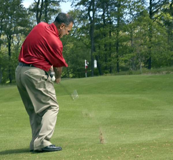 How to Hit Higher, Softer Pitches                       Keep the 'flop' in your bag and use this                       By Tom Patri                       Top 100 Teacher                                              This story is for you if...                                              • You fear hitting flop shots...                                              • ...but you need a high, soft shot around the greens.                                              The Situation                       You're within 40 yards of the green and the hole is cut so that your only option is to play a high, soft wedge.                                              The Usual Solution                       Hit a Phil Mickelson Special: the flop shot. Trouble is, you're not Phil Mickelson.                                              The Smart Play                       With modern 60-degree-plus wedges, you can get all the loft you need with a regular pitch. Check the trajectory of a typical LW. You'll never need more loft than that.