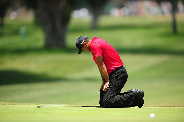 1. Tiger Woods vs. Old Man Time                        Tiger Woods has won 14 majors, but he has a history of injuries and has endured confidence-shaking defeats on the course and humiliations off it. Can he pass Jack's record of 18 majors? Stay tuned.