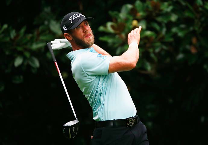 The long-hitting Canadian Graham DeLaet has had a breakout FedEx Cup Playoff season but he's near the bottom of the pack at the Tour Championship after a 72 on Saturday.
