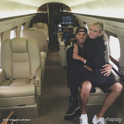 @DJohnsonPGA: Great week at the Masters with my baby