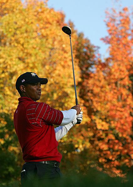 5. Tiger Woods PGA Tour The No. 1-ranked player in the world pushed his consecutive victory streak to seven at the start of the year, then was unstoppable in the late summer with wins in Akron, at the PGA and in two of the four FedEx Cup playoffs. Overall, he finished with seven wins in 16 Tour starts.