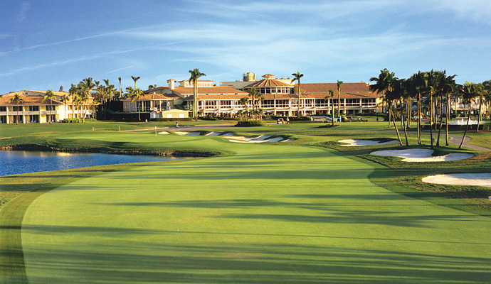 "7. Doral Golf Resort & Spa -- Doral, Fla.                           Casper says: ""The Blue Monster is a great golf course where the wind conditions are variable and can change the course completely. It has length, is demanding off the tee and into the greens, and has lots of water. Anyone who wins there is a fine player."""