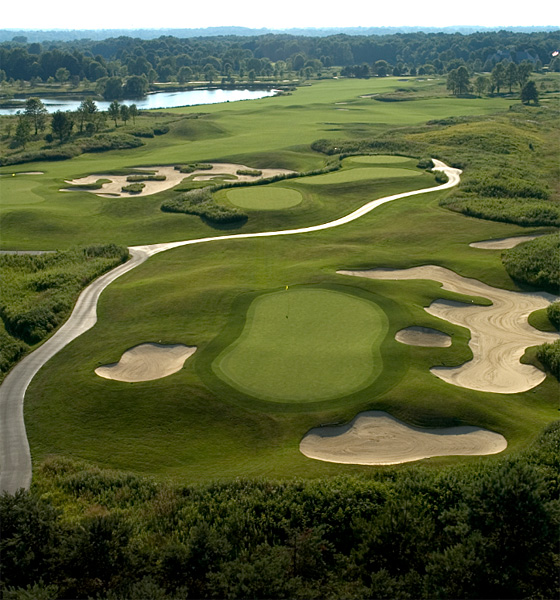 92. Double Eagle                           Galena, OhioMore Top 100 Courses in the U.S.: 100-76 75-5150-2625-1