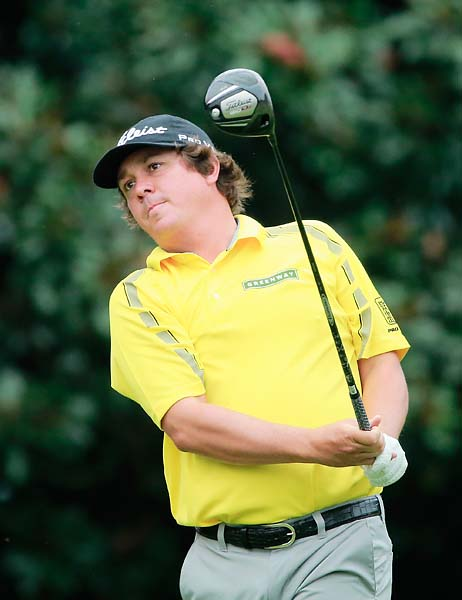 Jason Dufner shot an impressive 66 on Saturday at the Tour Championship but he still trails Stenson by 11 shots.