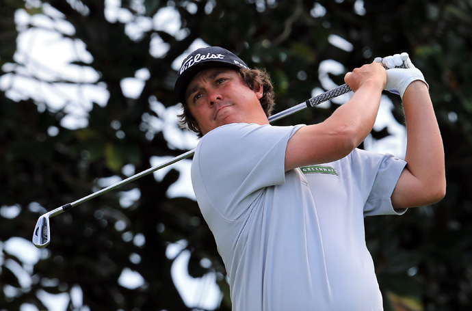 Jason Dufner missed the cut after rounds of 71 and 77.