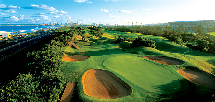 100. Durban Country Club                           Durban, South Africa                           More Top 100 Courses in the World: 100-76 75-5150-2625-1