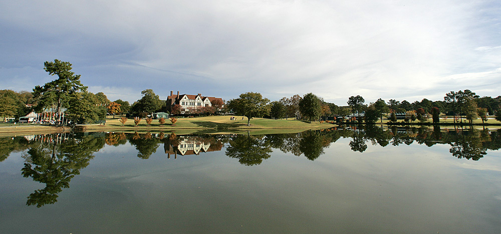 "2. East Lake Golf Club -- Georgia (1963) I could toss in Portland Golf Club, which was a soggy, sodden mess for the 1947 match, but special mention has to go to this version of Bobby Jones's home course, which had been transformed (they called it ""modernized"") by architect George Cobb from the Donald Ross edition into something much less noteworthy. Somehow, Arnold Palmer lost a singles match to Peter Alliss, but the U.S. routed Great Britain 23-9. Today, a Rees Jones redesign/restoration has put the ""classic"" back into East Lake."