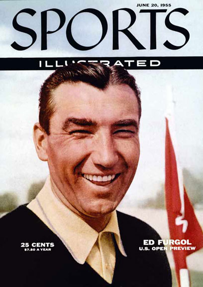 1955 U.S. Open Preview: Ed Furgol, June 20, 1955