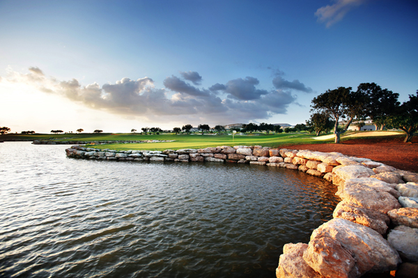 Elea Golf Club | Paphos, Cyprus                             6,775 yards, par 71                             357 26 202004, eleaestate.com