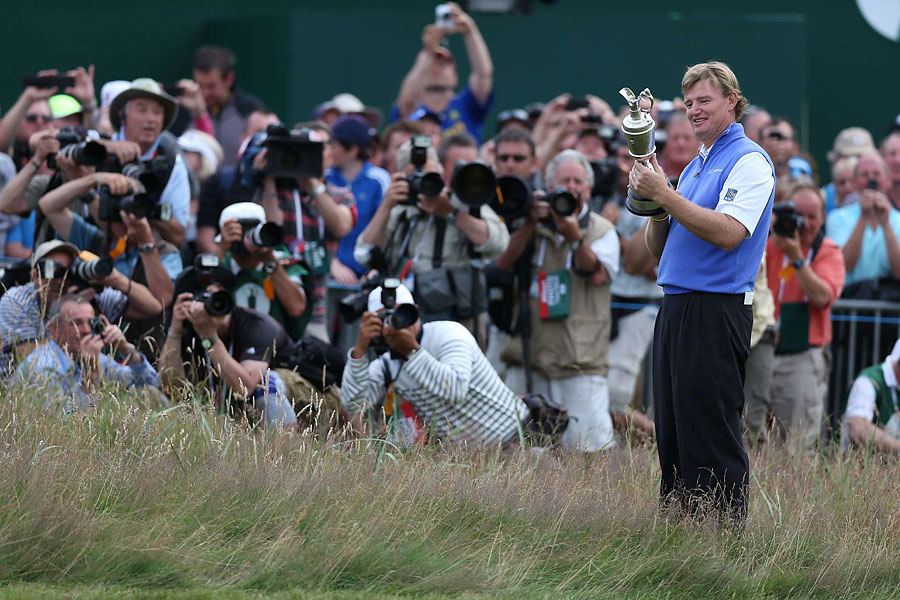 On Sunday at Royal Lytham and St. Annes, Ernie Els won his second British Open 10 years after he won his first. It was a wild week on the northwest coast of England, and Sports Illustrated's photographers were there every step of the way. Here are their best shots from Open week.