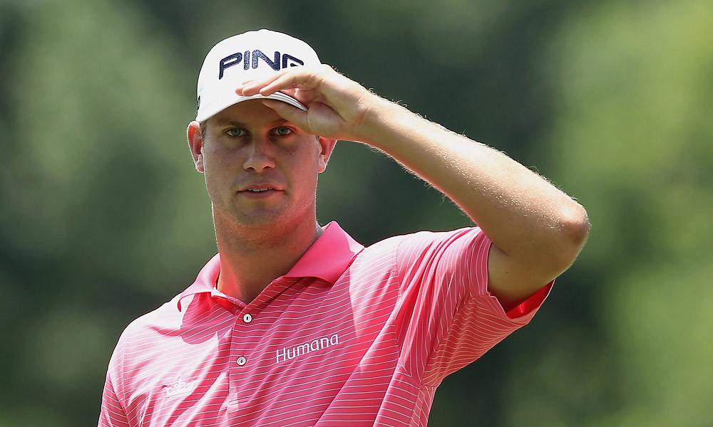 Harris English, who qualified for the British Open earlier this week, also had a 66.