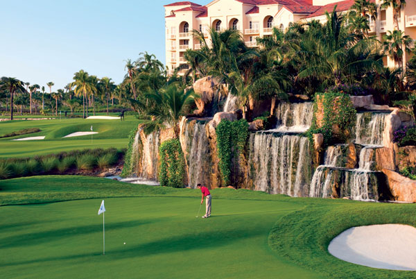 Aventura, Fla.                       Green fees: $200-$250 (Soffer); $175-$225 (Miller)                       305-933-6929, Fairmont.com/turnberryisle                                              Fairmont Turnberry Isle, South Florida's premier golf resort, brings back Free Golf! Along with amazingly low rates, pay $0 green fees! 6/1-9/30. Restrictions apply.                        1-888-646-4550 Fairmont Turnberry Isle Resort & Club                       Aventura, Fla.                       Green fees: $200-$250 (Soffer); $175-$225 (Miller)                       305-933-6929, Fairmont.com/turnberryisle