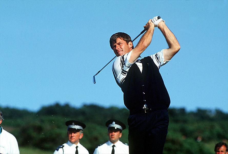Nick Faldo, 1990, St. Andrews