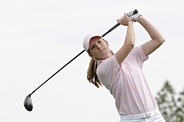 Rookies to Watch                                                      Anna Grzebien, 22. Duke star was '05 NCAA individual champ and                           national collegiate player of the year.