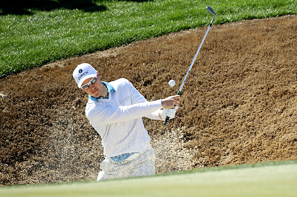 Ben Crane delivered the biggest surprise of the day, thumping Rory McIlroy, 8 and 7.