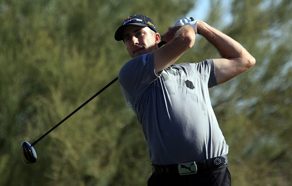 Geoff Ogilvy, the 2006 champion,  beat Kevin Sutherland in 19 holes.