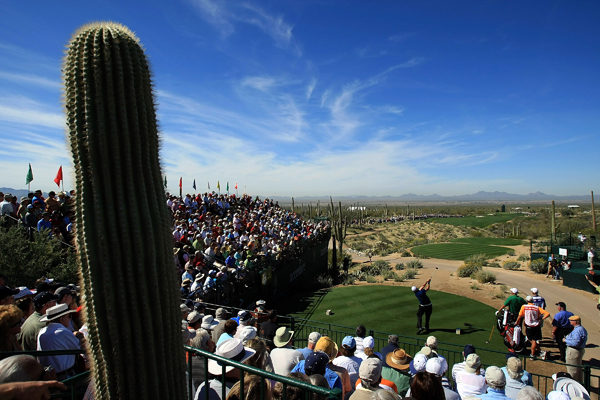 2009 WGC-Accenture Match Play Championship: Day 3Phil Mickelson fell 3-down to Stewart Cink, but he fought back to square the match on the 12th. Mickelson missed a short putt to lose the 17th, and he missed a birdie putt on 18 to lose the match.