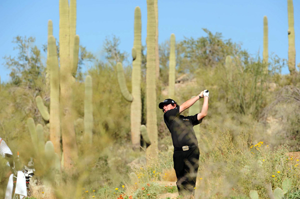 McIlroy made five birdies, but it wasn't good enough to catch Ogilvy.