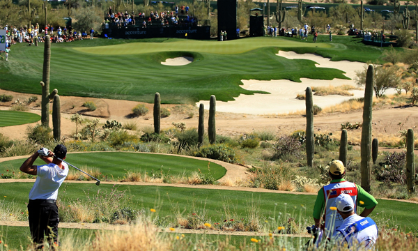 They halved the par-3 12th, then Ogilvy won the 13th, 14th, 15th and 16th to win.