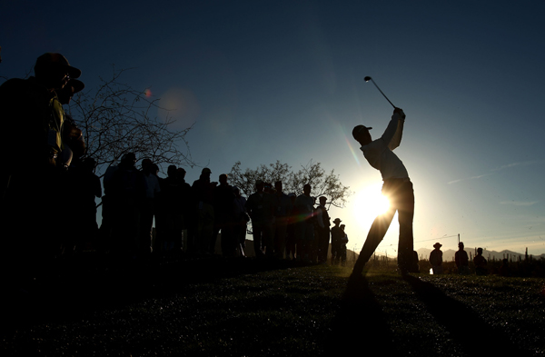 Ogilvy improved to a 16-2 record at the Match Play.