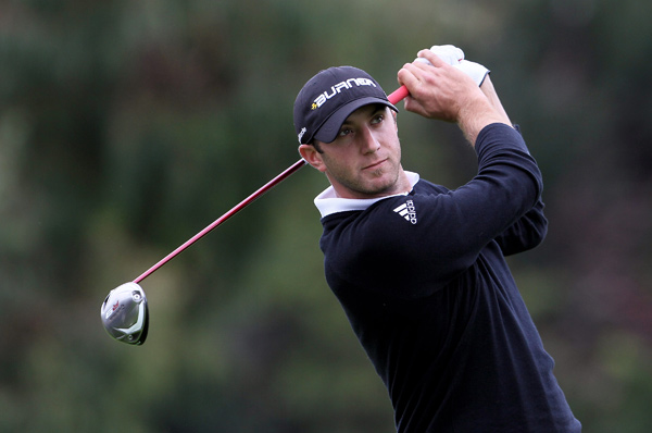 5. Dustin Johnson                           Age: 26  World ranking: 14